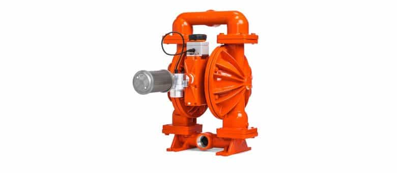 New Cloud-Based, Remote Performance Monitoring and Alert System for AODD Pumps
