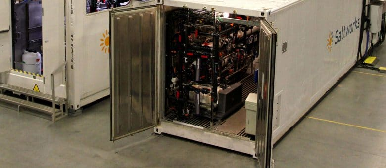 Next Generation Ultra High-Pressure Reverse Osmosis (UHP RO)