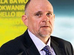 CEO, MTN Nigeria, Ferdi Moolman