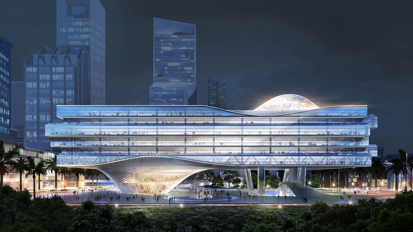 Shenzhen Wave will be located in Shenzhen, China, and serve as a new headquarters for Chinese telecommunications firm ZTE