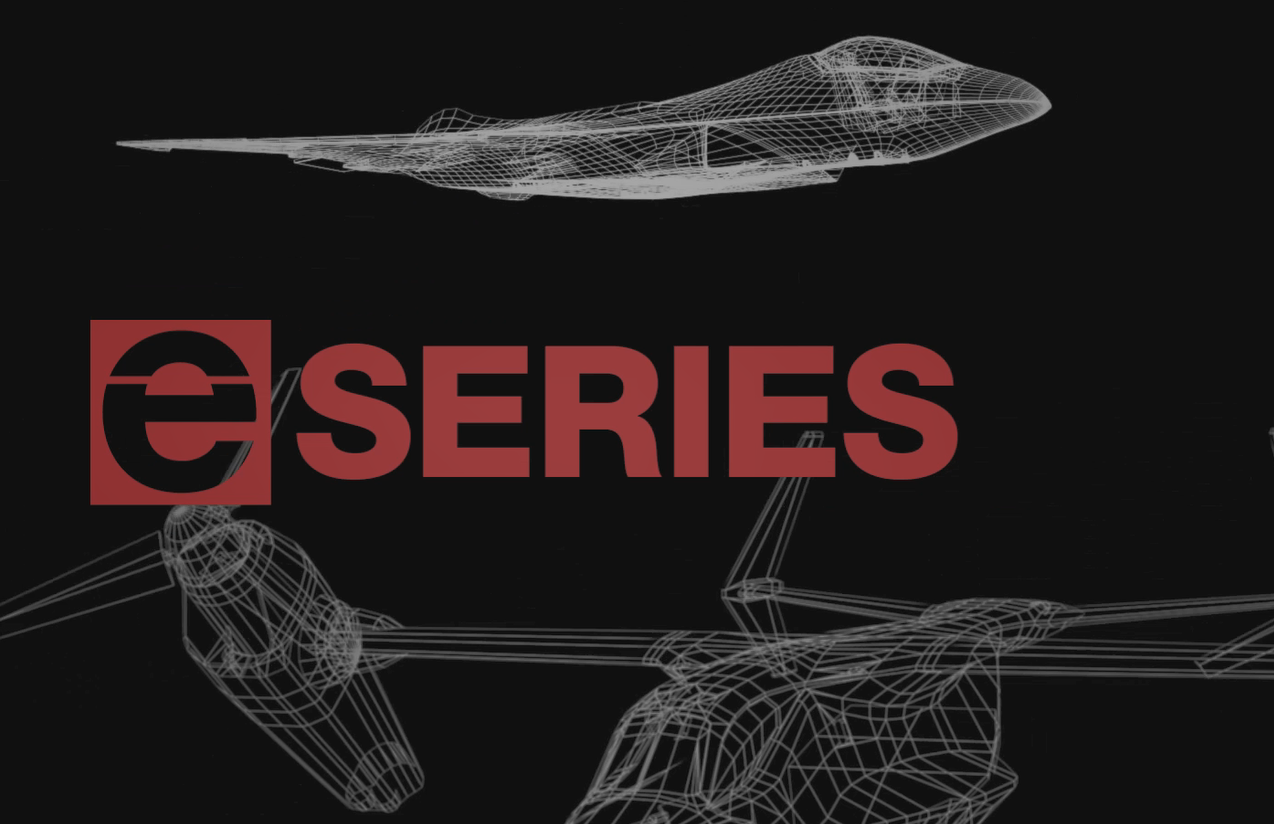 The eSeries designation will be used for all US Air Force aircraft, satellites, and weapons that have been fully digitally engineered
