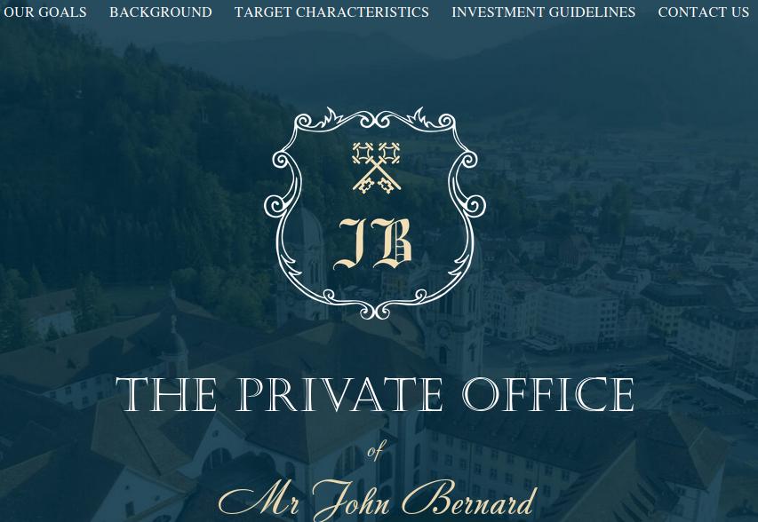 Who is Tech Investor John Bernard?