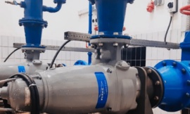 Xylem Solves Vibration Problem in Wastewater Pumping Station
