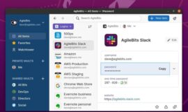 1Password for Linux desktop app now available in beta