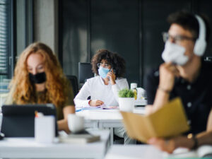 73% of employees fear return to workplace will compromise personal health and safety