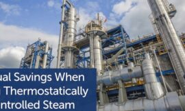 Annual Savings When Using Thermostatically Controlled Steam Tracing Systems