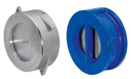 GEMÜ Check Valves For High And Low Temperatures