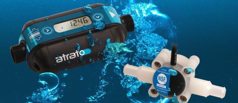 In-line Flow Meters for Pure Water Dispensing