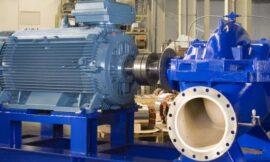 Industrial Pumps Choose KSB Omega Pumps for Bottle Manufacturing Plant
