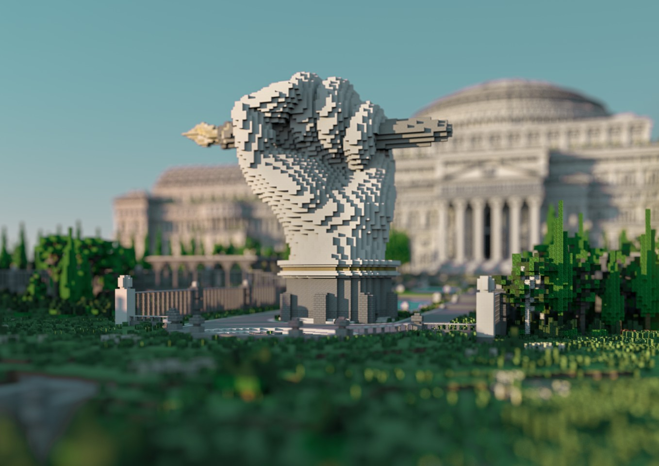 The Uncensored Library is shortlisted in the Digital category. It was designed by Reporters Without Borders, in collaboration with DDB Germany, blockworks, MediaMonks, and The Humblebrag, and creates an uncensored library within the video game Minecraft, allowing people to access censored documents and reports
