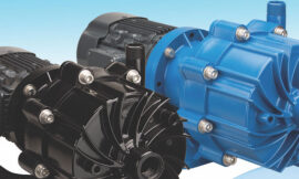 New Multi-Stage Mag-Drive Centrifugal Pumps Provide More Pressure At Low Flows