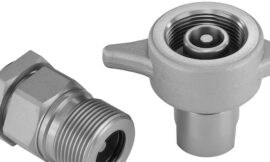 New Threaded Coupling For Rescue Hydraulics From Stauff