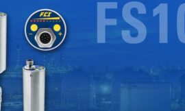 Performing Double-Duty in Air or Hazardous Gases The Dual Function FS10i Flow Switch/Monitor Cuts Plant Costs