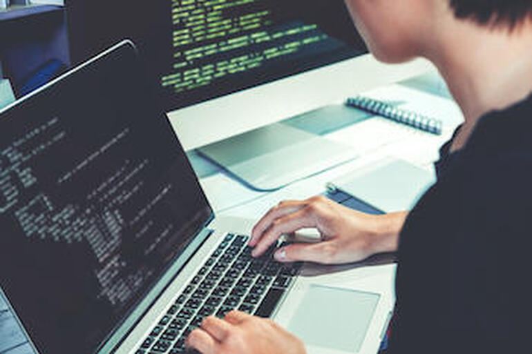 Programming languages: JavaScript top for web and cloud development while Python rules data science