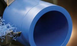 ThorPlas-Blue Pump Bushings Operating in Propylene