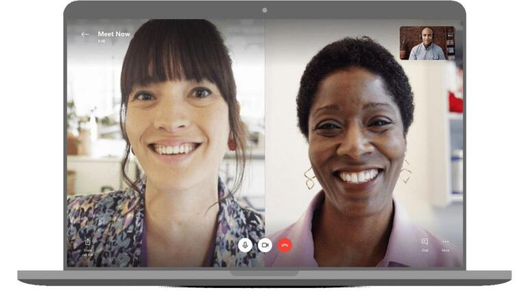 Windows 10 preview: This new button will make it easier to start a video chat
