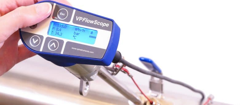 Energy Savings Solutions at a Textile Factory with VPInstruments