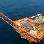 Flow Measurement Of Sea Water On An Offshore Platform