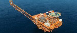 Flow Measurement Of Sea Water On An Offshore Platform