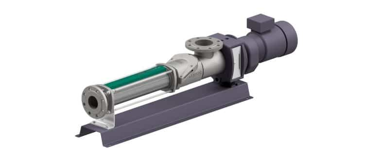 New sizes available for NEMO® Progressing Cavity Pumps made of stainless steel in FSIP® Design