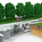 Rodelta Delivers It's ACVP Concrete Volute Pump For Pumping Station Orveltesluis
