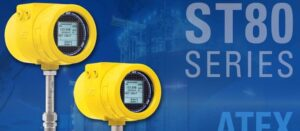 Rugged ST80 Series Thermal Mass Flow Meter With ATEX/IECEx Global Approvals & More
