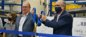 Trillium Flow Technologies Ribbon Cutting in Fresno California