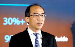 ZTE chief sets a price on China 5G deployments