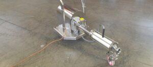 Mobile High-Temperature Hygienic Pump Kit for Viscous Fluids