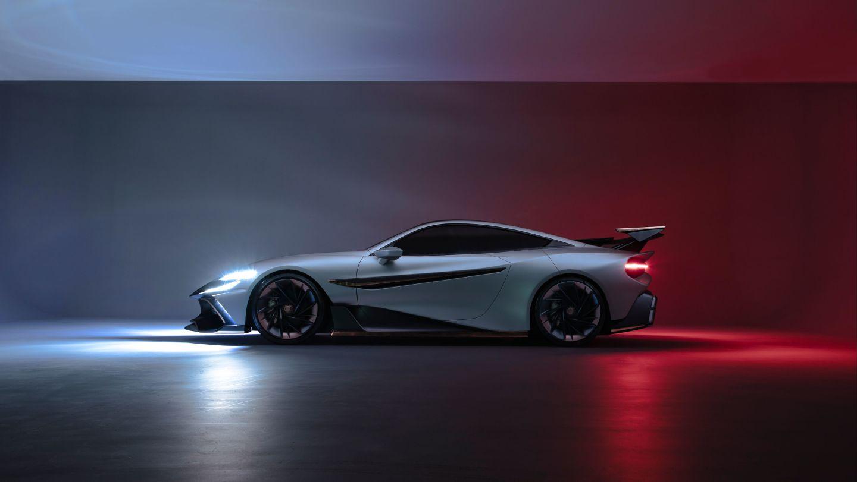 Naran promises more downforce than a GT3 car