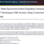 VMware Flaw a Vector in SolarWinds Breach?