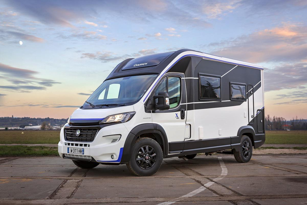 The Chausson Combo X550 is the near-identical twin of the Challenger Combo X150