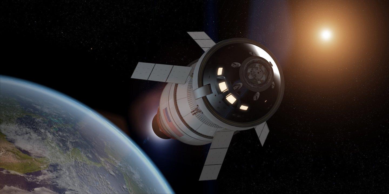 An illustration of NASA's Artemis I