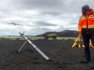 Martian drone project lands $3.1 million grant to test tech over Mars-like Icelandic lava field