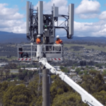 Telstra claims mmWave data rate record