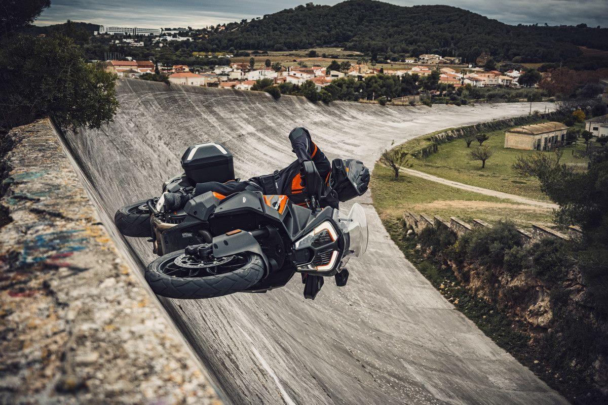 KTM's 2021 Super Adventure 1290 S: those crazy Austrians have found a new way to get sideways
