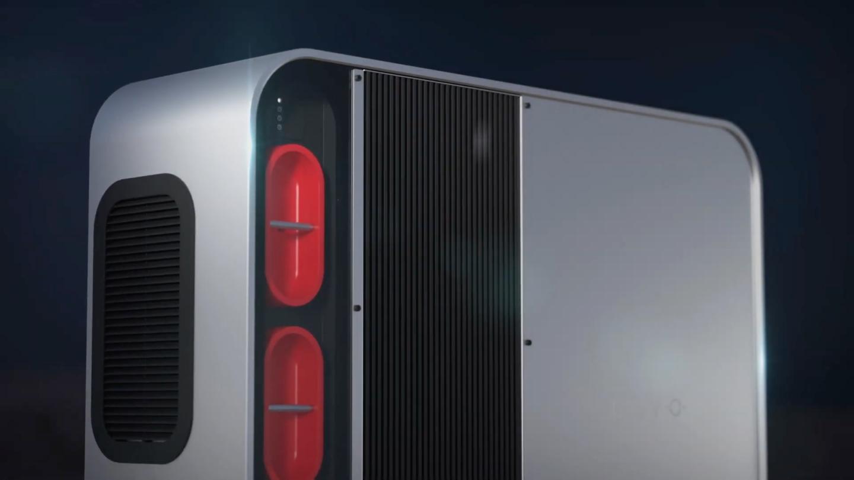 The Lavo energy storage system design looks terrific