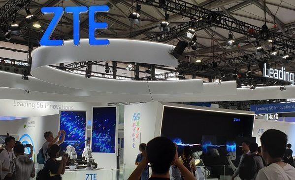 ZTE profit drops despite double-digit revenue growth