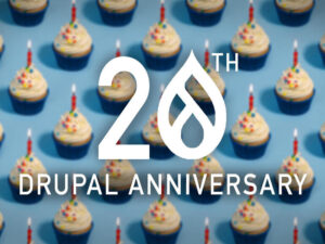 Drupal at 20: Creator Dries Buytaert shares lessons from two decades as an open-source leader