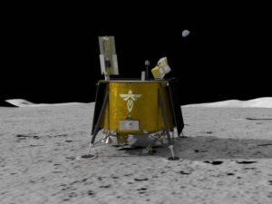 NASA drops $93 million on lunar lander project as part of the agency's plans to return to the moon