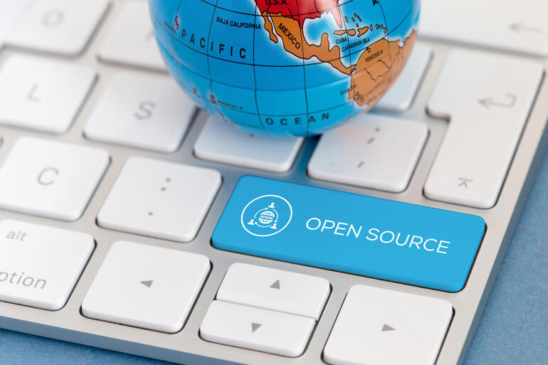 Overall participation in open source was down in 2020