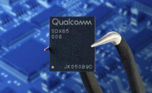 Qualcomm ups 5G data rates with latest modem