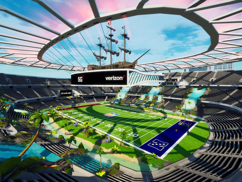 Super Bowl LV: Tech titans tap 5G, AR, and more to boost gameday look and feel