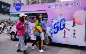 China Telecom mantiene su ambición en 5G