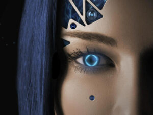 Sophia the humanoid is getting a robo sister named Joyce with an eye on computer vision capabilities
