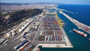 Telefónica prueba en Barcelona el uso de 5G para mejorar la seguridad portuaria