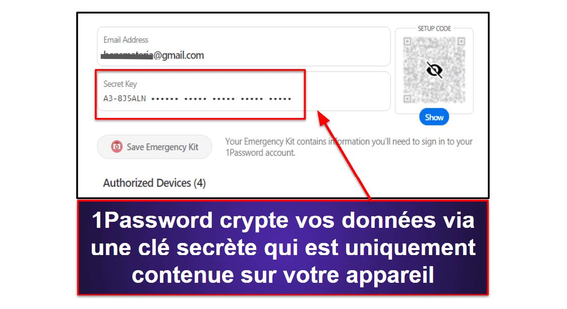 1Password vs LastPass: sécurité