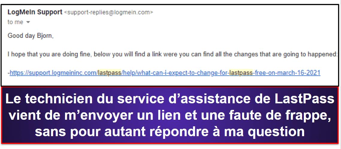 1Password vs LastPass: service client