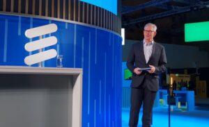 El consejero delegado de Ericsson insiste en que Europa anda a la zaga en 5G