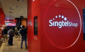 Singtel lights SA 5G network